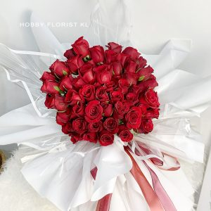 Aisha Rose Bouquet for Anniversary and Proposal