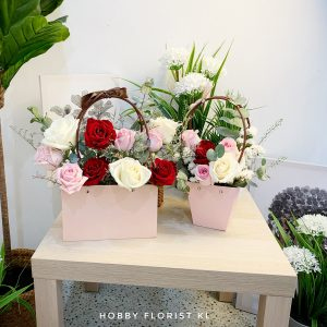 Surprise Basket for Valentine's Day 2021 Malaysia