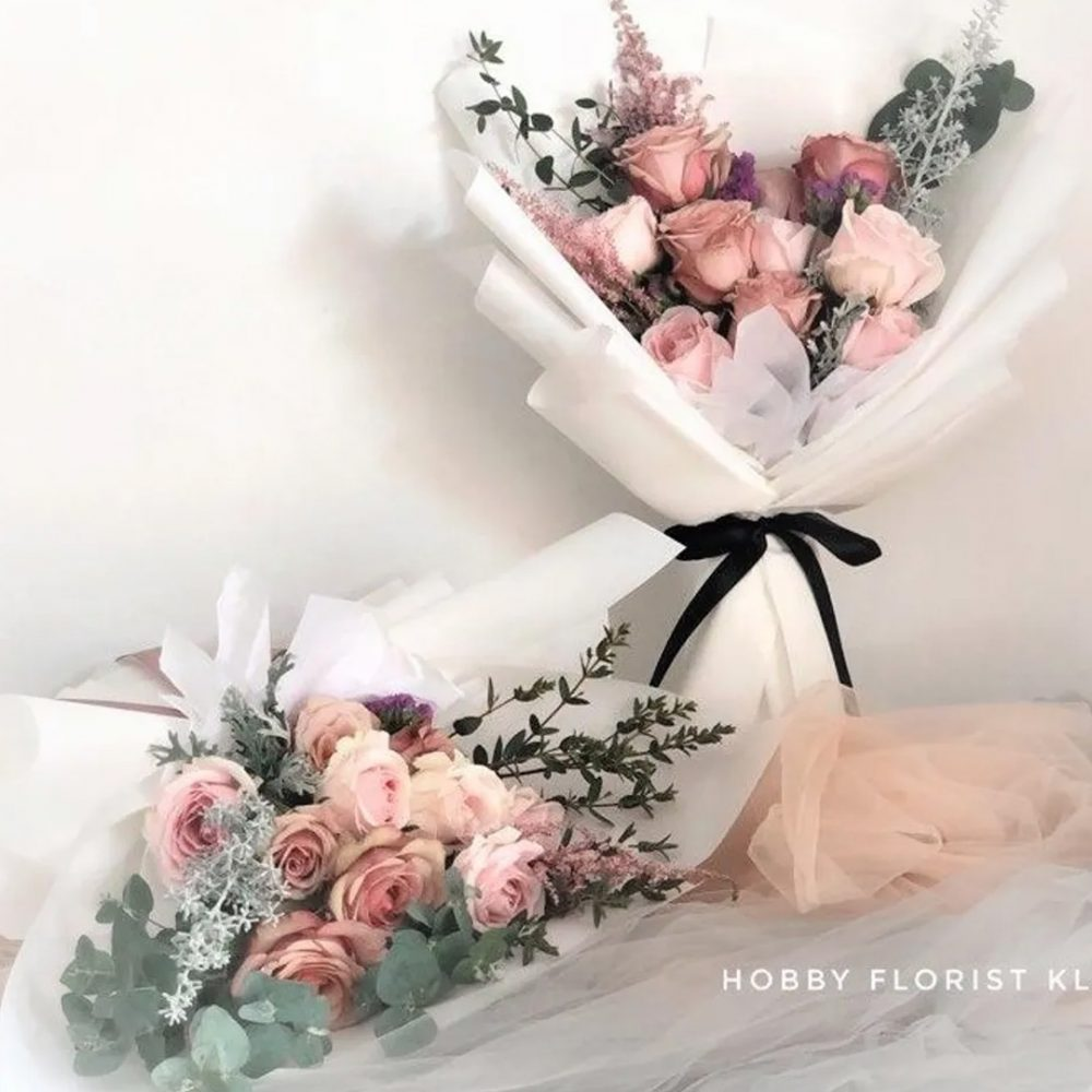 Gorgeous Rose Bouquet for Birthday and Anniversaries Malaysia