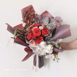Abyi Rose Bouquet